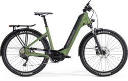 E-SPRESSO CC 400 MATT GREEN/BLACK M 48CM