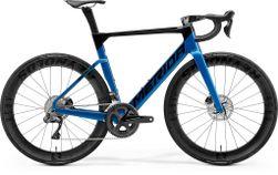 REACTO 8000-E BLACK/LIGHT BLUE M 54CM