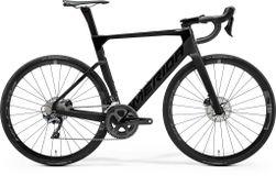 REACTO 6000 GLOSSY BLACK/MATT BLACK XL 59CM