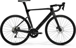 REACTO 5000 GLOSSY BLACK/MATT BLACK XL 59CM
