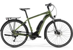 E-SPRESSO 300 SILK GREEN/BLACK M 51CM