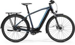 E-SPRESSO 700 TEAL BLUE/BLACK XL 59CM