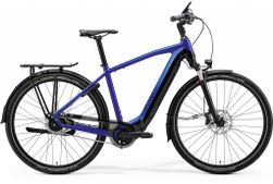 E-SPRESSO 800 DARK BLUE/BLACK XL 59CM