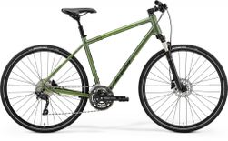CROSSWAY 300 MATT FOG GREEN/DARK GREEN L 55CM