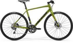 SPEEDER 500 GREEN/BLACK XS 47CM