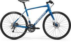 SPEEDER 300 SILK BLUE/DARK SILVER L 56CM