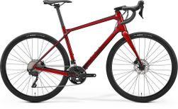 SILEX 4000 RED/BLACK XL 56CM