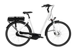 Multicycle Noble EM X53 Pearl White Glossy