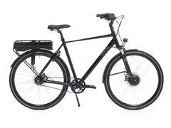 Multicycle Prestige BD H61 Metro Black Glossy