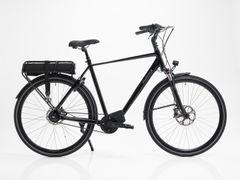 Multicycle Prestige EMB H61 Metro Black Glossy