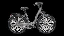 Multicycle Voyage X53 Shitake Grey Satin