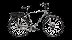 Multicycle Voyage EF H57 Shitake Grey Satin