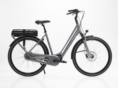 Multicycle Voyage EM D57 Shitake Grey Satin