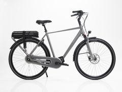 Multicycle Voyage EM H61 Shitake Grey Satin