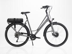 Multicycle Voyage SEF D53 Shitake Grey Satin