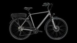Multicycle Voyage SEF H57 Shitake Grey Satin