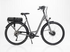 Multicycle Voyage SEF X53 Shitake Grey Satin