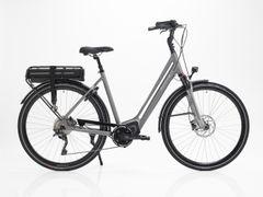 Multicycle Voyage SEM D53 Shitake Grey Satin