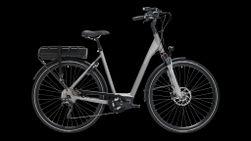 Multicycle Voyage SEM X53 Shitake Grey Satin