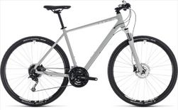 CUBE NATURE PRO GREY/WHITE 2018 50 CM
