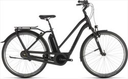 CUBE TOWN HYBRID EXC 400 BLACK EDITION 2019 TR. 50