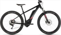 CUBE ACCESS HYBRID PRO 500 BLACK/CORAL 2019 16""