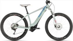 """CUBE ACCESS HYBRID EXC 500 BLUE/CORAL 2019 17"""""""