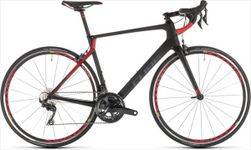 CUBE AGREE C:62 PRO CARBON/RED 2019 50CM