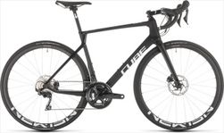 CUBE AGREE C:62 RACE DISC CARBON/WHITE 2019 50CM