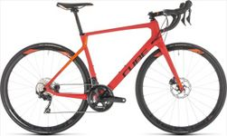 CUBE AGREE C:62 RACE DISC RED/ORANGE 2019 60CM