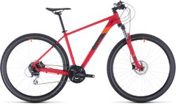 CUBE AIM RACE RED/ORANGE 2020 17""