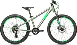 CUBE ACID 240 DISC GREY/NEONGREEN 2021 24""
