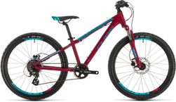 CUBE ACCESS 240 DISC BERRY/AQUA/PINK 2020 24""
