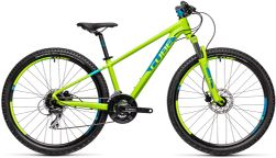 CUBE ACID 260 DISC GREEN/BLUE 2021 26""