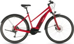 CUBE NATURE HYBRID ONE 400 ALLR. RED/RED 2020 T50