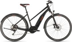 CUBE NATURE HYBRID EXC 500 ALLR. BLK/RED 2020 T46