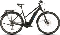 CUBE TOURING HYBRID ONE 400 BLACK/BLUE 2020 T46