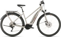 CUBE TOURING HYBRID PRO 500 GREY/RED 2020 T46