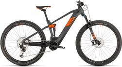 CUBE STEREO HYBRID 120 RACE 625 GRY/ORAN 2020 20""