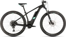 CUBE ACCESS HYBRID PRO 500 BLACK/MINT 2020 13""
