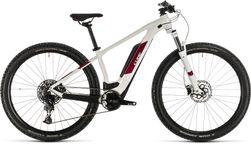 CUBE ACCESS HYBRID PRO 500 WHITE/BERRY 2020 19""