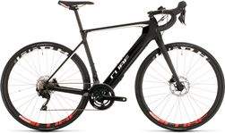 CUBE AGREE HYBRID C:62 RACE CARBON/WHITE 2020 56CM