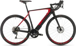CUBE AGREE HYBRID C:62 SL CARBON/RED 2020 53CM
