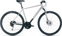 CUBE NATURE PRO GREY/WHITE 2020 62CM