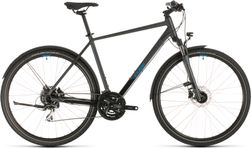 CUBE NATURE ALLROAD IRIDIUM/BLUE 2020 58CM