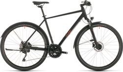 CUBE NATURE EXC ALLROAD BLACK/RED 2020 54CM