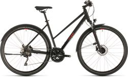 CUBE NATURE EXC ALLROAD BLACK/RED 2020 T50