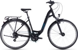 CUBE TOURING BLACK/BLUE 2020 EE45