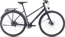 CUBE TRAVEL SL IRIDIUM/SILVER 2020 T50