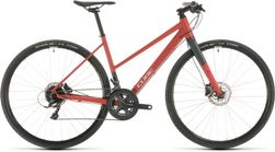 CUBE SL ROAD RED/GREY 2020 T53